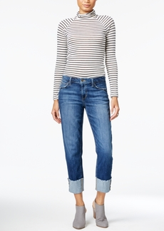 Joe's The Smith Dionne Wash Cuffed Skinny Jeans