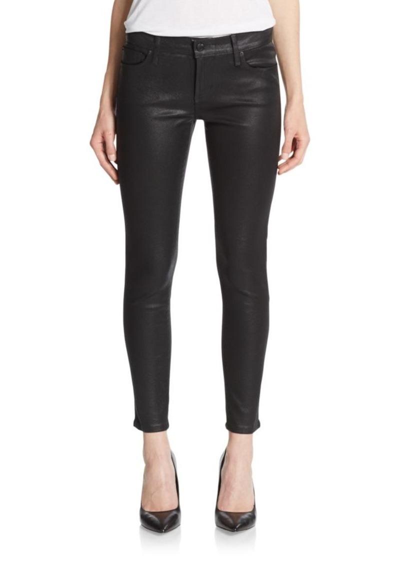Joe's Jeans Joe's Darley Coated Vixen Ankle Skinny Jeans