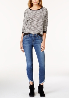 Joe's Tulip-Hem Skinny Jeans