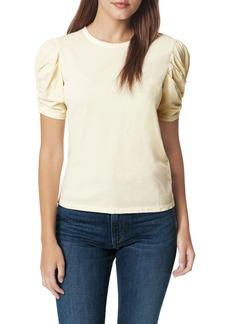 Joe's Jeans Joe's Twisted Sleeve Cotton T-Shirt