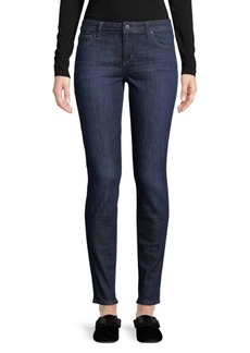 Joe's Jeans Whiskered Skinny Jeans
