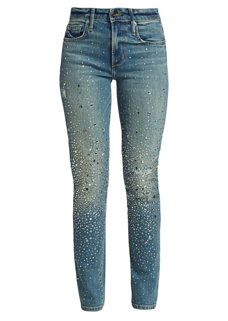 Joe's Jeans Joe's x Stephanie Gottlieb The Lara Mid-Rise Cigarette Jeans