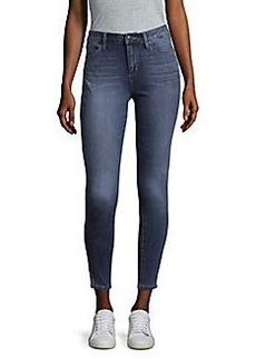 Joe's Zip Faded Jeans
