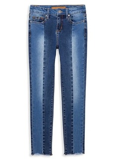 Joe's Jeans Kid's High-Rise Two-Tone Jeans
