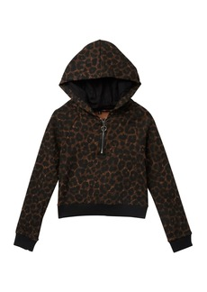 Joe's Jeans Leopard Print Hoodie (Big Girls)