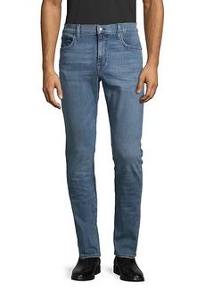 Joe's Jeans Logo Slim-Fit Jeans