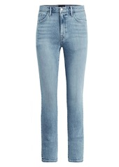 Joe's Jeans Luna High-Rise Slim Straight Ankle Jeans
