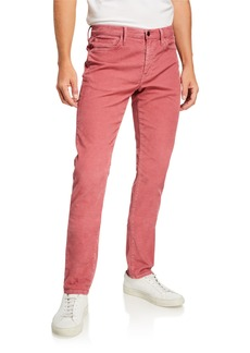 Joe's Jeans Men's Asher Slim-Leg Corduroy Pants