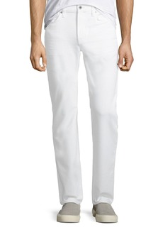 Joe's Jeans Men's The Brixton Slim-Straight Jeans  White