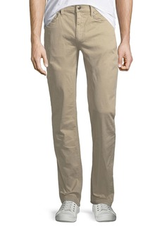 Joe's Jeans Men's The Brixton Slim-Straight Twill Pants