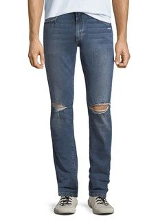 Joe's Jeans Men's The Slim Fit Distressed Straight-Leg Jeans