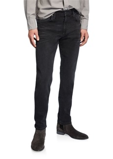 Joe's Jeans Men's The Slim Fit Jeans  Black