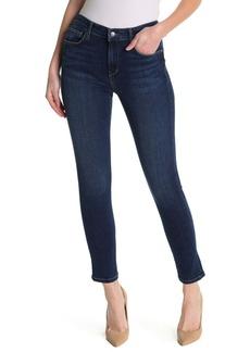 Joe's Jeans Mid Rise Ankle Skinny Jeans