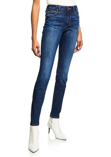 Joe's Jeans Mid-Rise Skinny Ankle Jeans