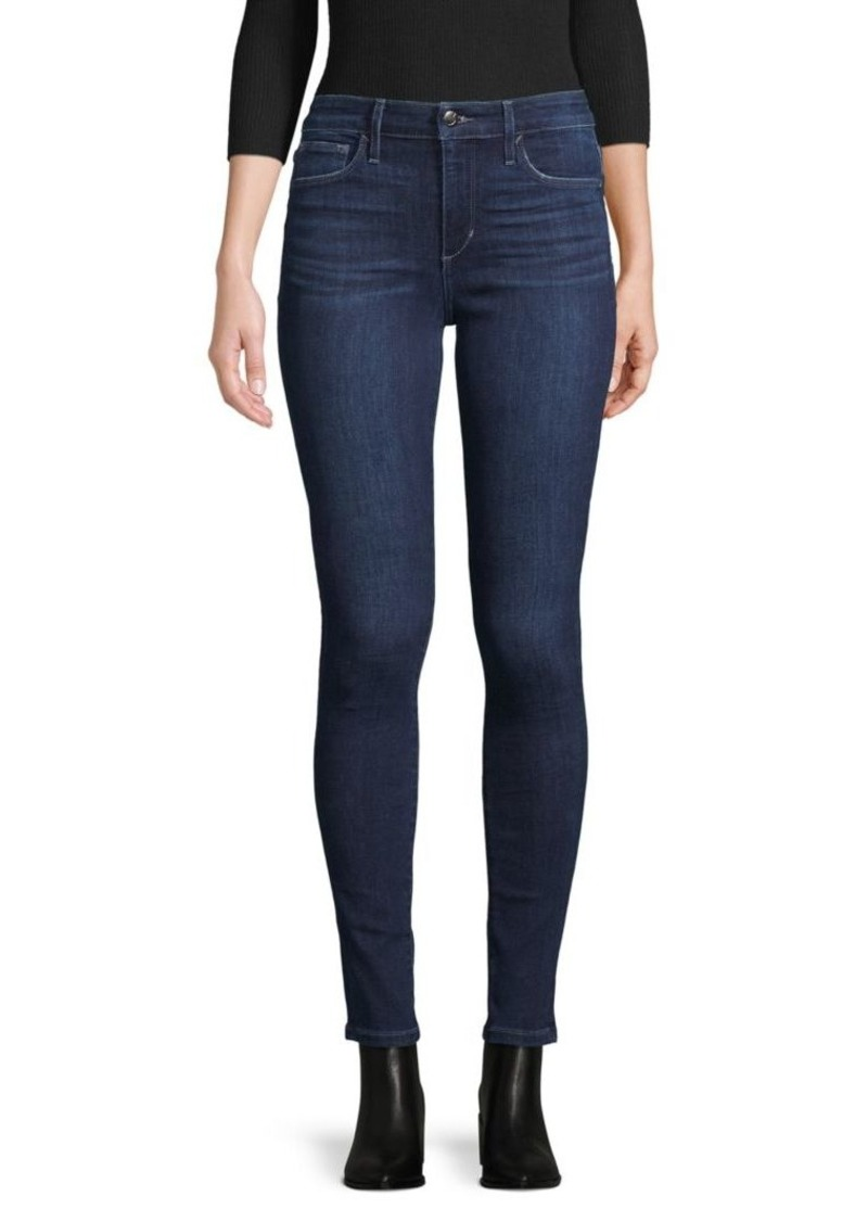 Joe's Jeans Mid-Rise Skinny-Fit Jeans