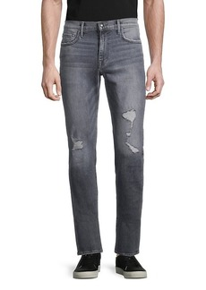 Joe's Jeans Mid-Rise Slim Fit Jeans