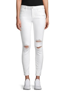 Nadeen Ankle Skinny Jeans