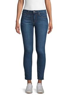 Joe's Jeans Nadette Raw-Hem Ankle Skinny Jeans