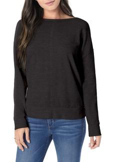 Joe's Jeans Odetta Open Back Sweatshirt