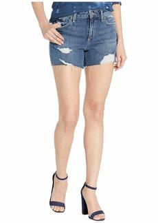Joe's Jeans Ozzie Shorts in Annalee