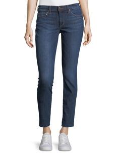 Joe's Jeans Petite Skinny Cut-Hem Jeans