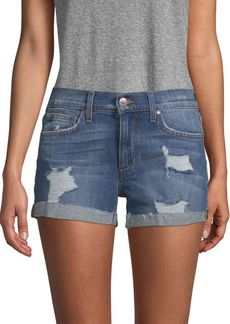 Joe's Jeans Phoebe Denim Shorts