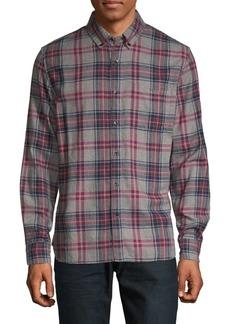 Joe's Jeans Picciano Plaid Button-Down Shirt
