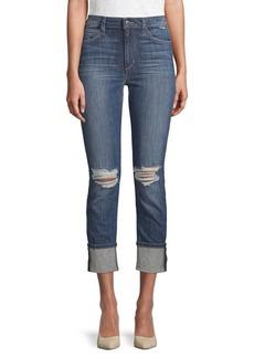 Joe's Jeans Regina High-Rise Skinny Jeans