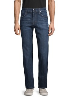 Joe's Jeans Relaxed-Fit Straight-Leg Jeans