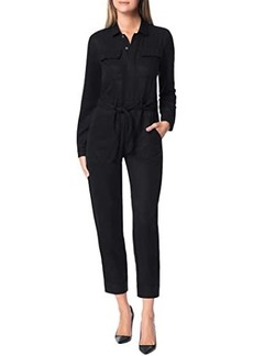 Joe's Jeans Rika Jumpsuit - Earth Conscious in Black