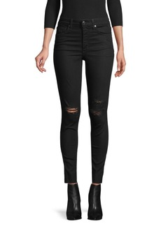 Joe's Jeans Romaine High-Rise Ankle Jeans