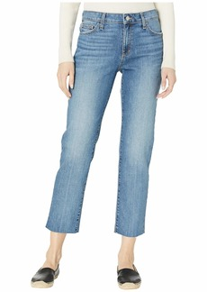 Joe's Jeans Scout Cut Hem Jeans in Geranium