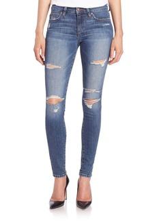 Joe's Jeans Seneka Distressed Icon Skinny Jeans