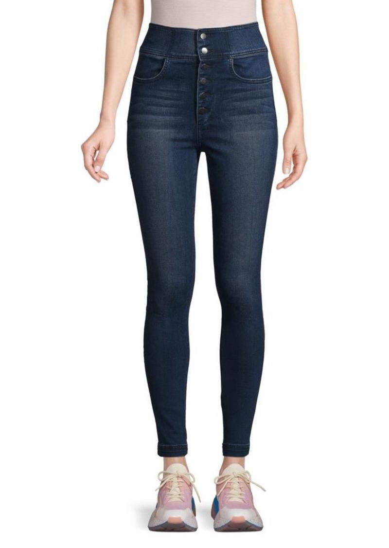 Joe's Jeans Sheena High-Rise Ankle Jeans