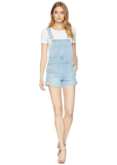Joe's Jeans Short Overalls in Kellsie