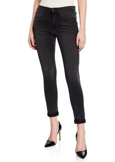 Joe's Jeans Skinny Cropped Markie-Hem Jeans