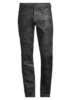 Joe's Jeans Slim-Fit Asher Camo Workwear Pants
