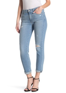 Joe's Jeans Slim Fit Boyfriend Crop Jeans