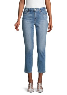 Joe's Jeans Slim-Fit Cropped Boyfriend Jeans