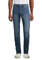 Joe's Jeans Slim-Fit Faded Jeans