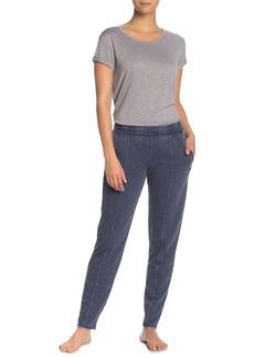 Joe's Jeans Solid Raw Ankle Sweatpants