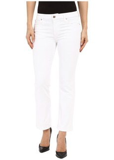 Joe's Jeans Spotless Olivia Cropped Flare in Marlie