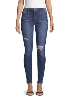 Joe's Jeans Tandy Distressed Skinny Jeans
