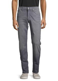 Joe's Jeans Textured Slim-Fit Jeans