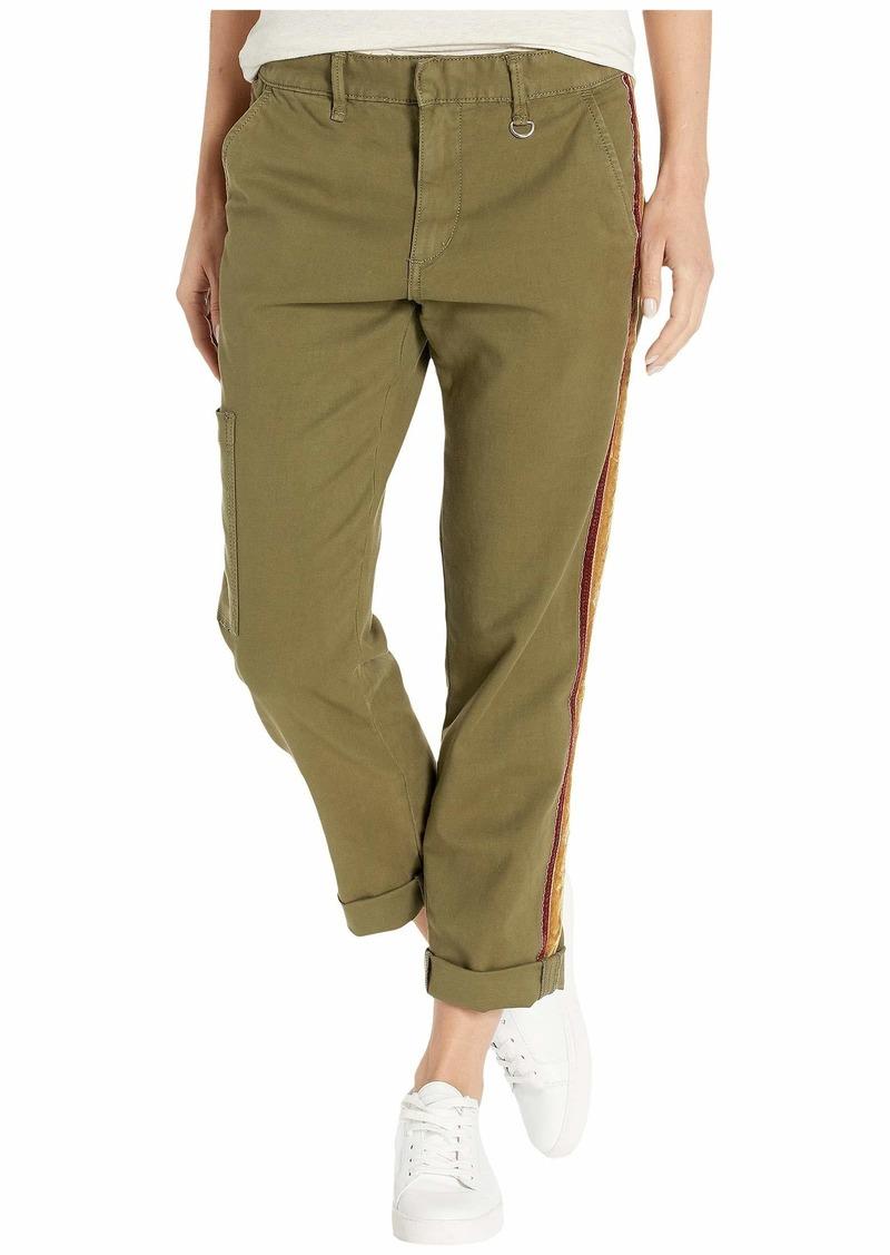 Joe's Jeans The Ankle Velvet Trousers