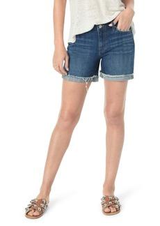 Joe's Jeans The Bermuda Fray Cuff Shorts