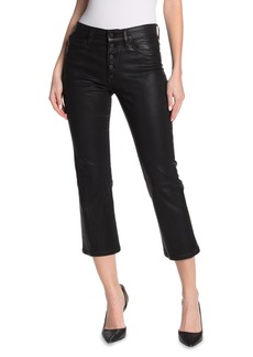 Joe's Jeans The Callie High Rise Bootcut Crop Pants