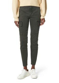 Joe's Jeans The Charlie Ankle Cargo Pants with Cut Hem