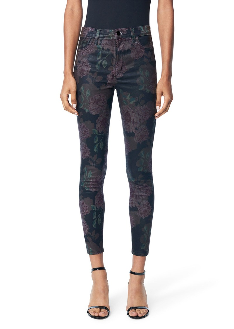 Joe's Jeans The Charlie Ankle Skinny Jeans - Calyx Coated
