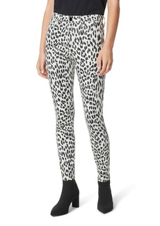 Joe's Jeans The Charlie Ankle Skinny Printed Jeans